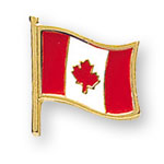 Canadian Made Lapel Pins