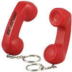 Porte-clés anti-stress combiné de téléphone