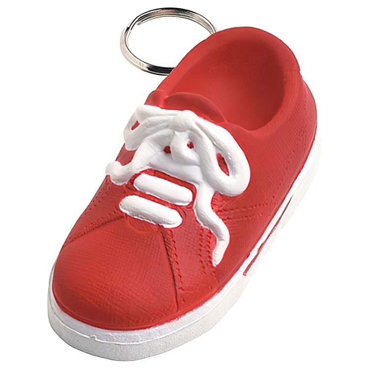 Sneaker Key Ring Stress Ball