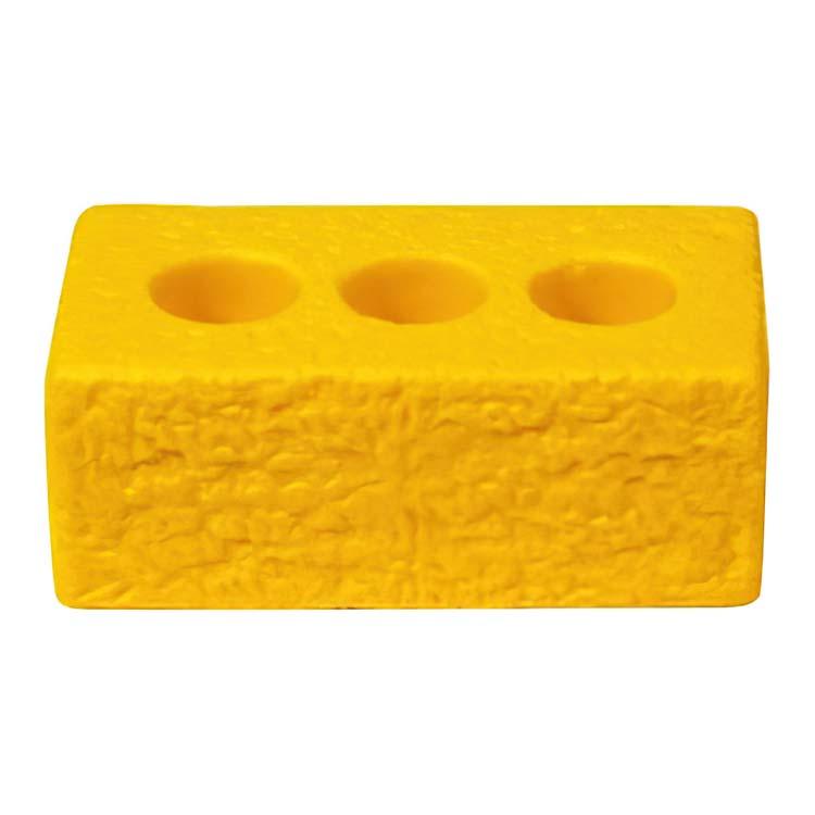 Yellow Brick Stress Ball