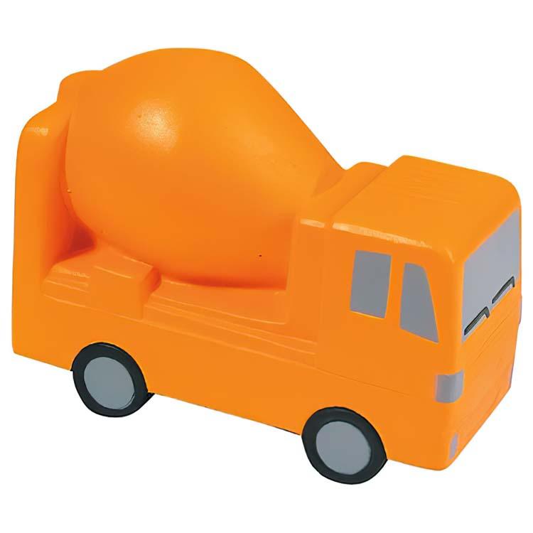 Camion de ciment anti-stress