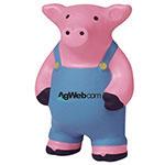 Cochon fermier anti-stress
