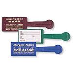 Étiquettes d'identification à bagages # 1