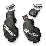 Bâton de mémoire clé USB sac de golf