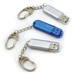 Clé USB avec porte-clés