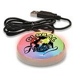 """Bouton lumineux USB """"Smart Button"""" (DEL multicolore)"""