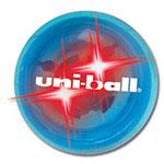 Balle lumineuse bleue/DEL rouge