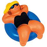 Swimmer Stress Ball
