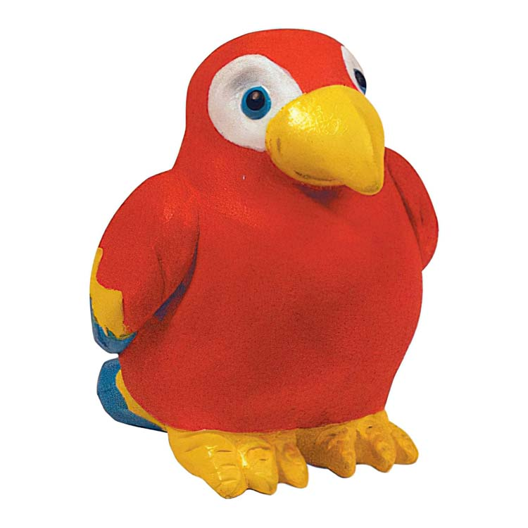Perroquet balle anti-stress
