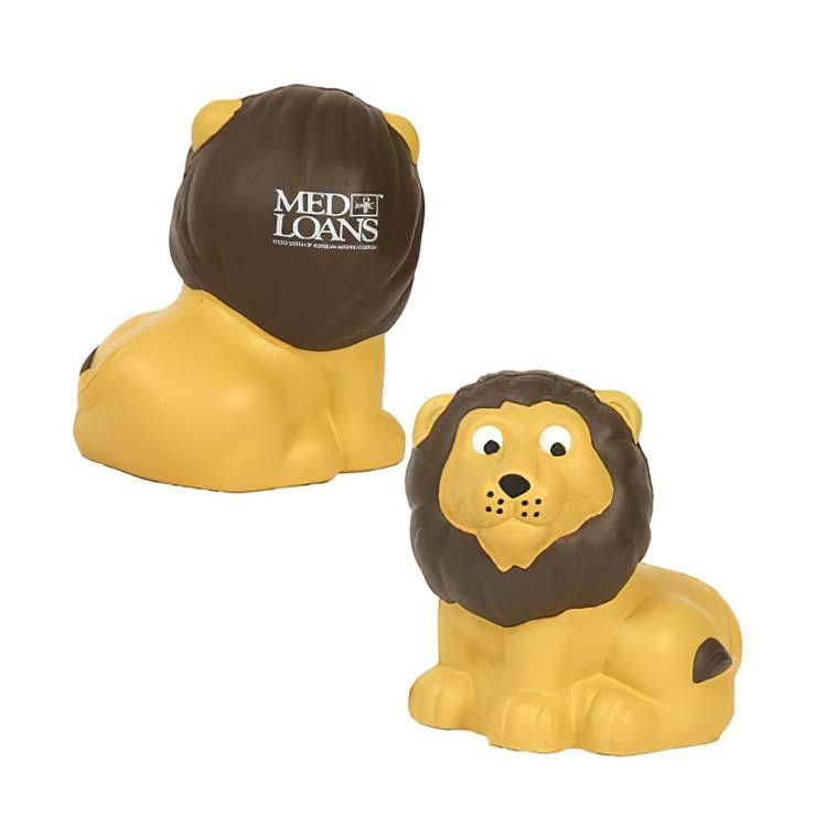 Lion balle anti-stress