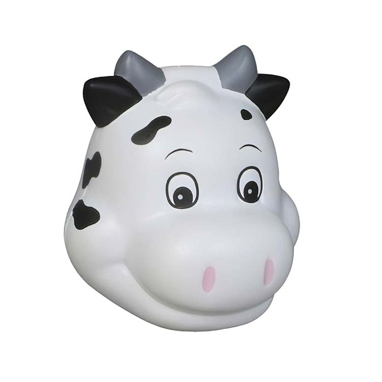 Vache laitière amusante balle anti-stress