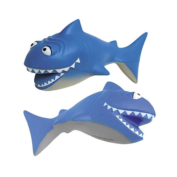 Requin comique balle anti-stress