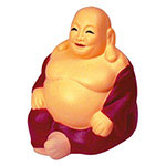 Buddha Stress Ball