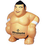 Sumo Wrestler Stress Ball