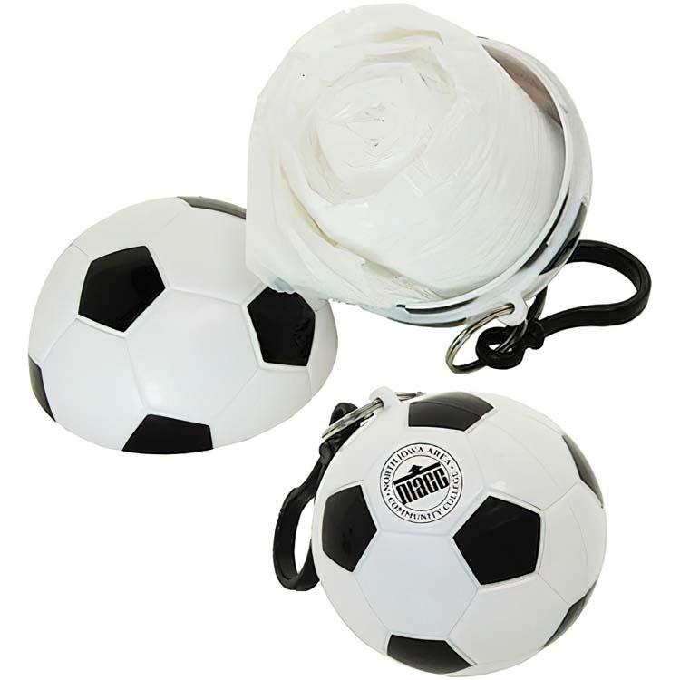 Poncho de pluie - Soccer