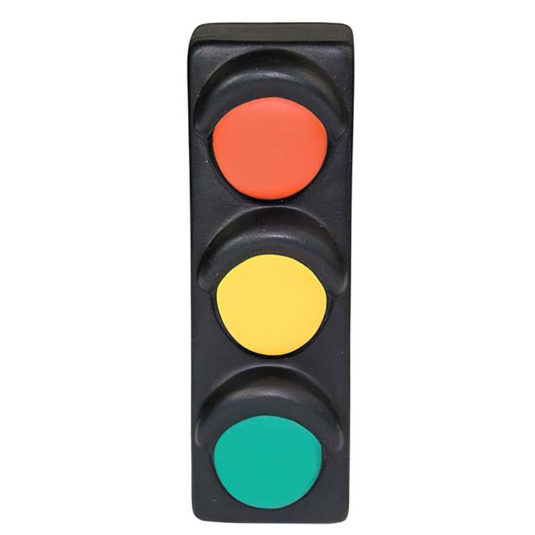 Lumière de circulation anti-stress