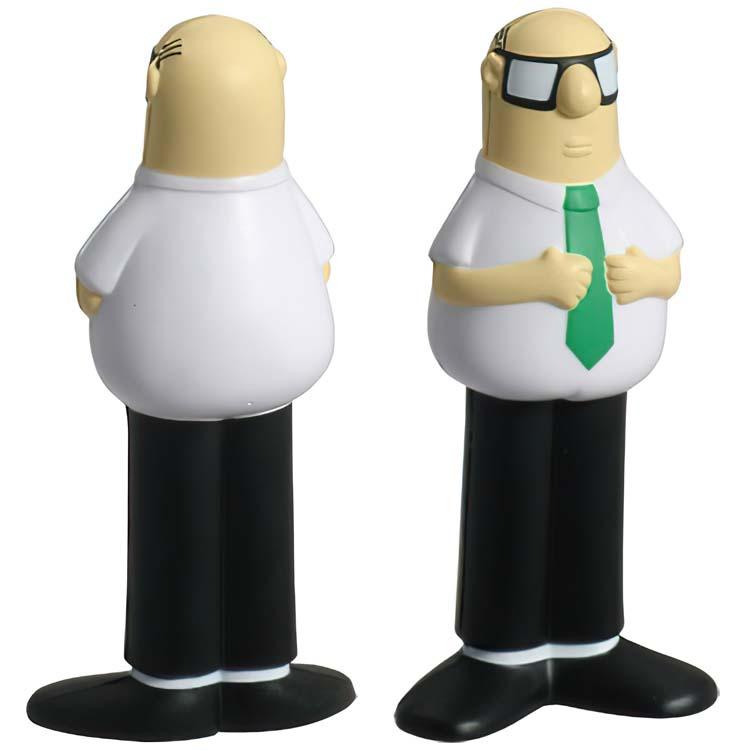 Dilbert - Wally Stress Ball