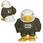Mascotte aigle anti-stress