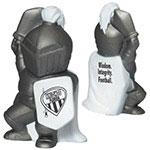 Knight Mascot Stress Ball