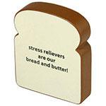 Tranche de pain balle anti-stress