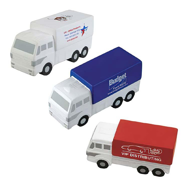 Camion de livraison balle anti stress no. 1