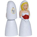 Mariée balle anti stress