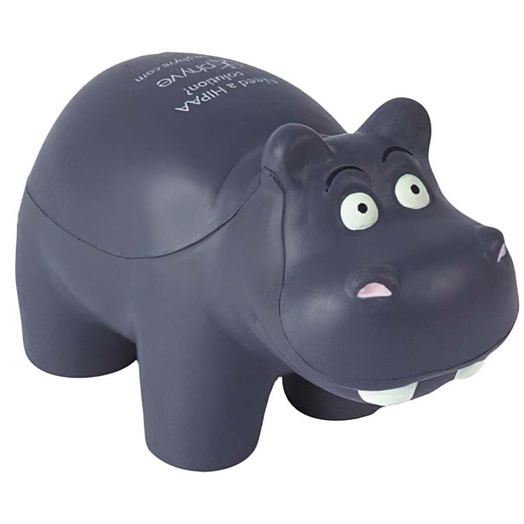 Hippopotame balle anti-stress #2