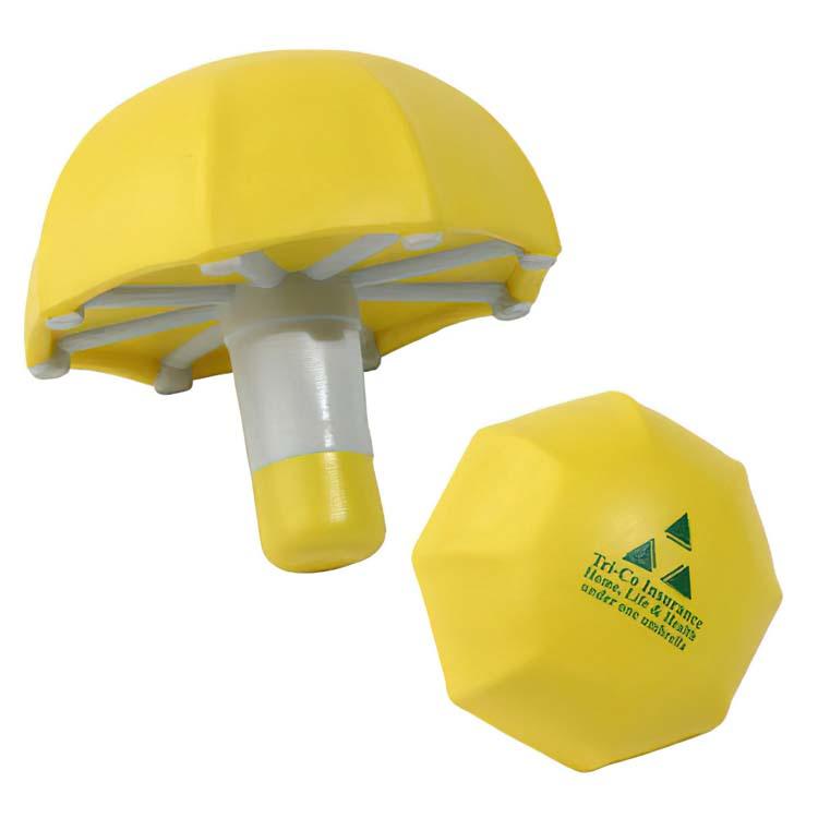Parapluie balle anti-stress