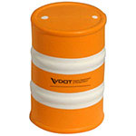 Safety Barrel Stress Ball