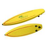 Planche de surf balle anti-stress
