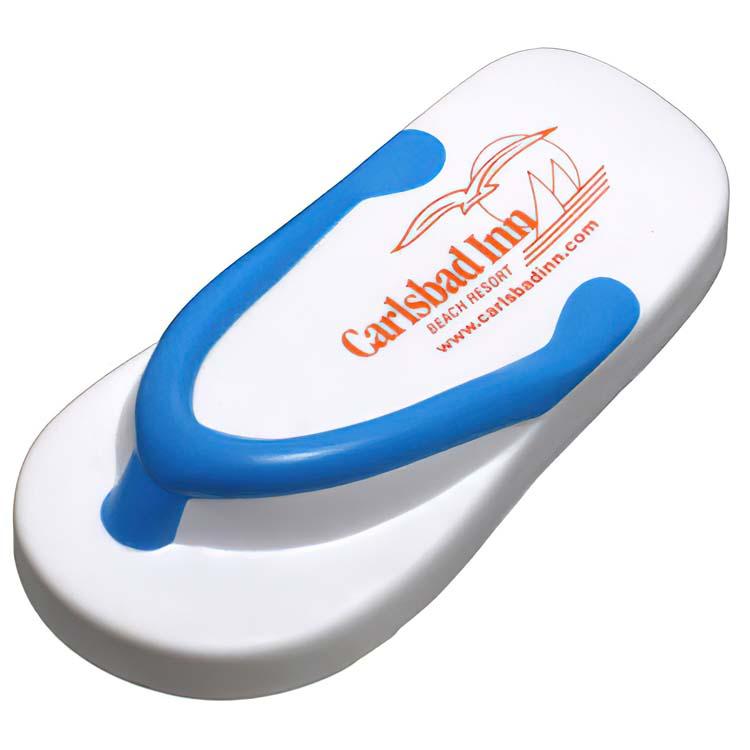 Sandale de plage balle anti-stress
