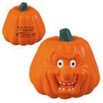 Pumpkin Maniacal Stress Ball