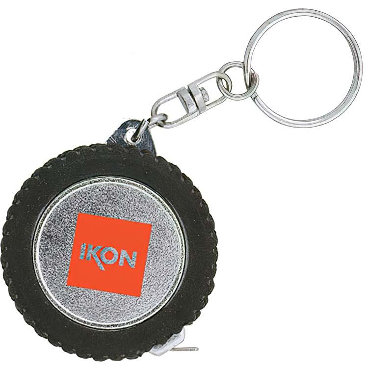 Porte-clés gallon à mesurer en forme de pneu