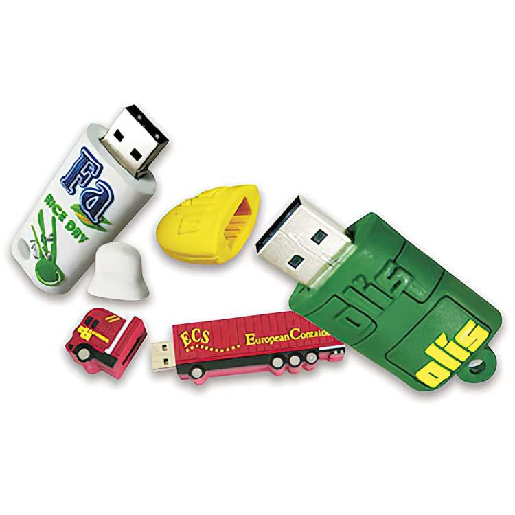 Clé USB de forme personnalisée