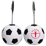 Porte-mémo ballon de soccer
