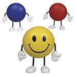 Figurine ronde anti-stress