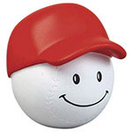 Casquette de baseball balle anti-stress no. 1
