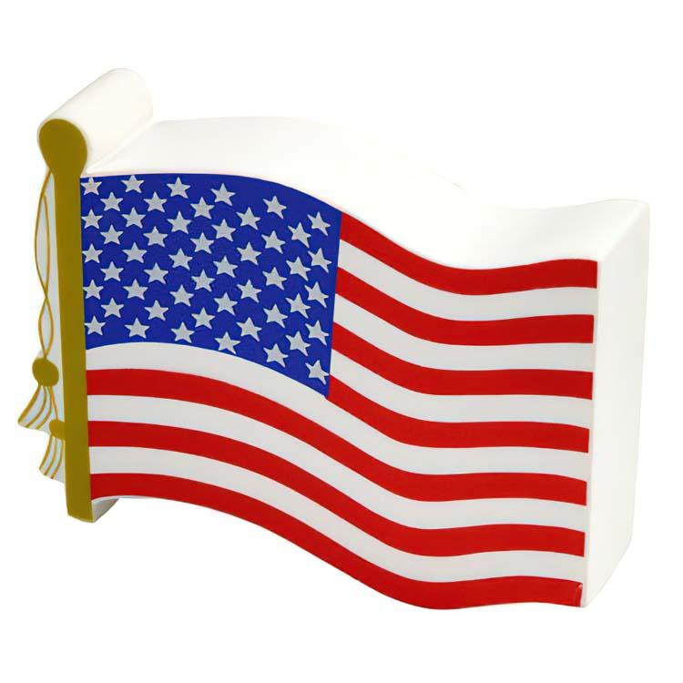 US Flag Stress Ball
