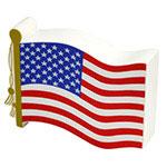 Drapeau des États-Unis balle anti-stress