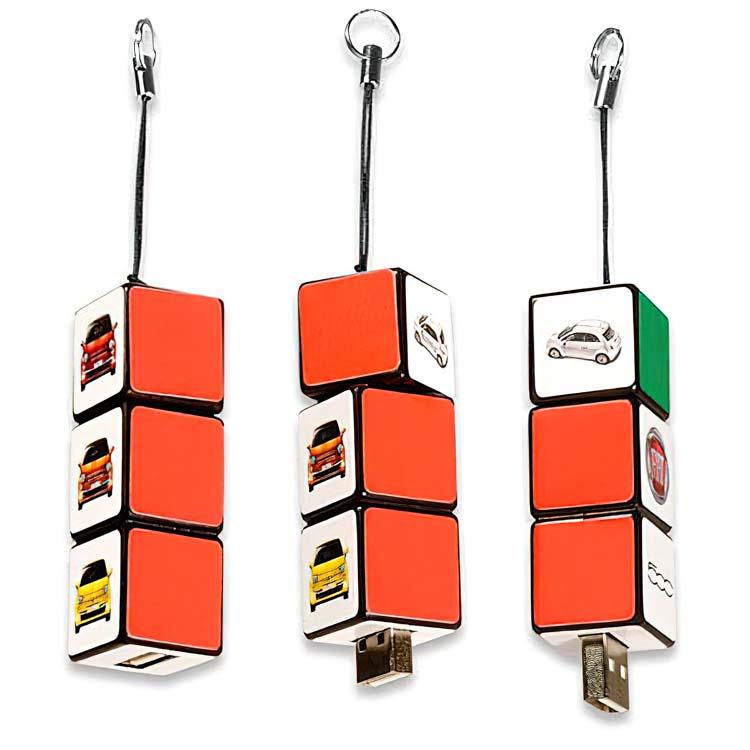 Clé USB Cube Rubik
