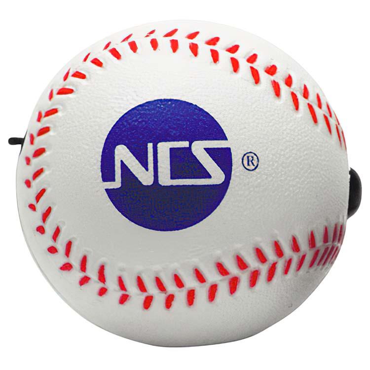 Balle anti-stress yoyo baseball