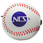 Balle anti-stress yoyo baseball