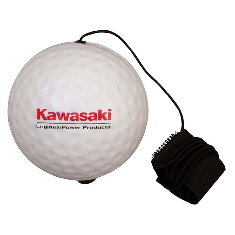 Golf Ball Yo-Yo Stress Ball