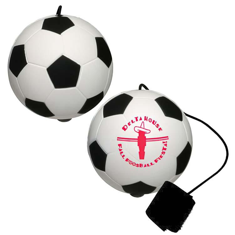 Balle anti-stress yoyo ballon de soccer