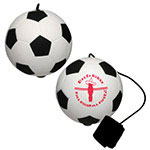 Soccer Yo-Yo Stress Ball