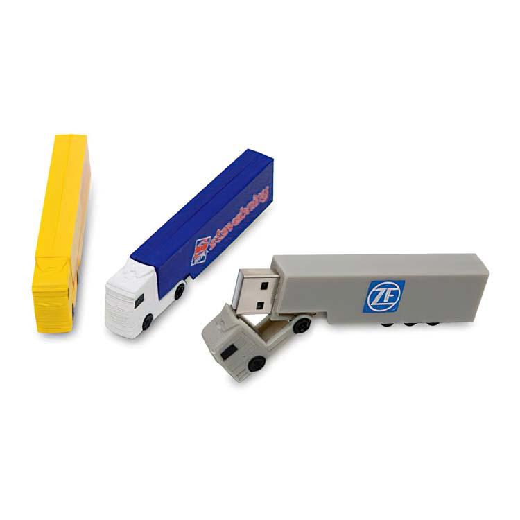 Bâton de mémoire USB en forme de camion