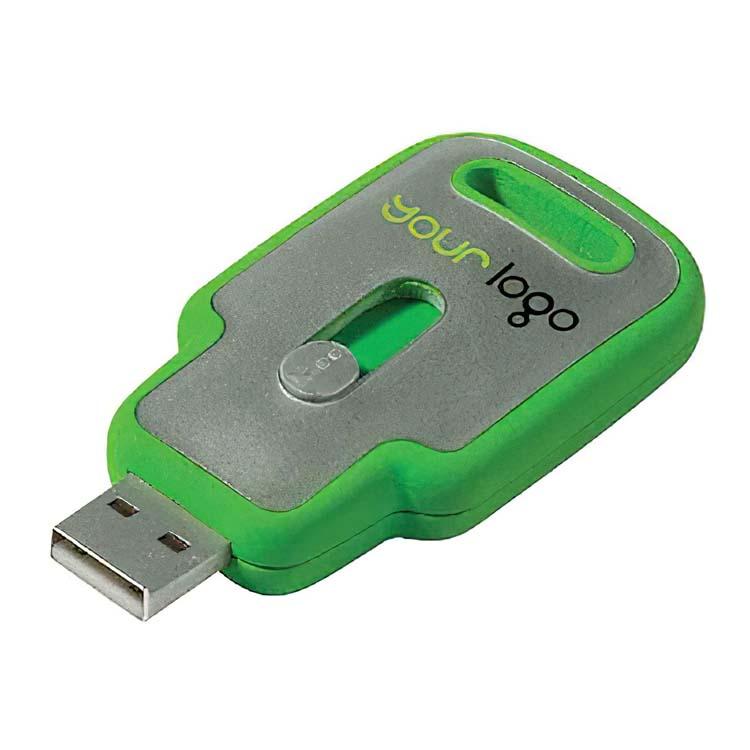 Bâton USB caoutchouté