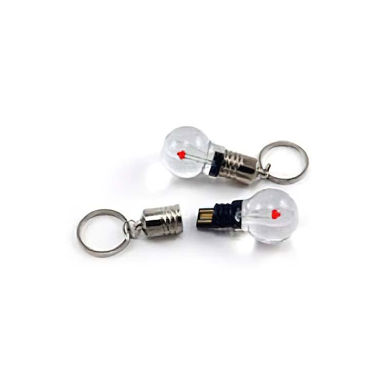 Bâton de mémoire USB ampoule