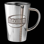 Stainless Steel Cup - 12 oz