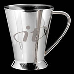 Stainless Steel Cup - 11 oz.